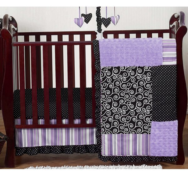 Kaylee 11 Piece Crib Bedding Set by Sweet Jojo Designs