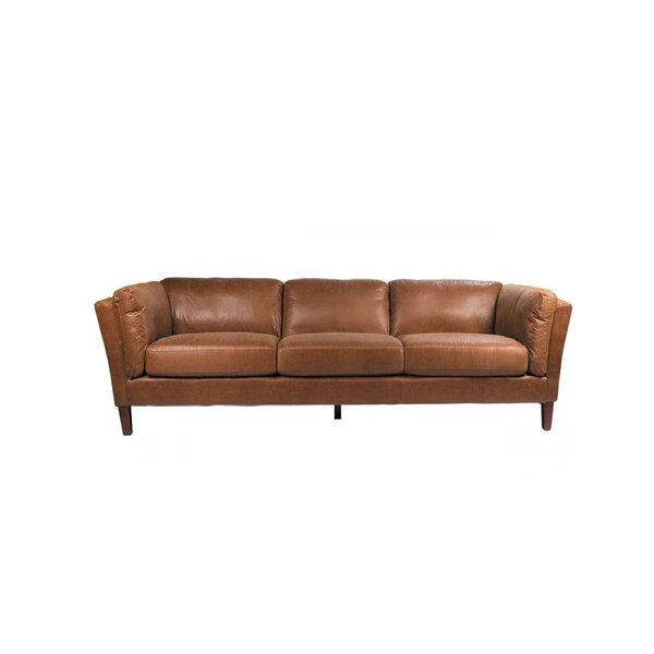 Boutwell 106-inch Square Arm Sofa by Loon Peak Loon Peak