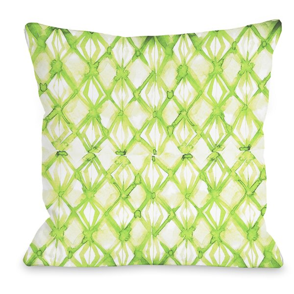 Ristaino Throw Pillow by Wrought Studio