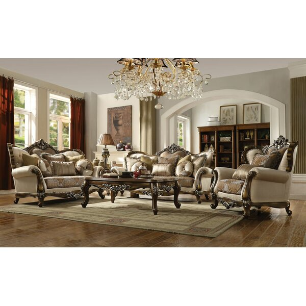 Blackstone Configurable Living Room Set by Astoria Grand