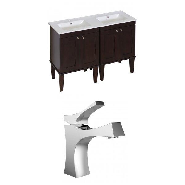 Roxy 48 Single Bathroom Vanity Set by American Imaginations