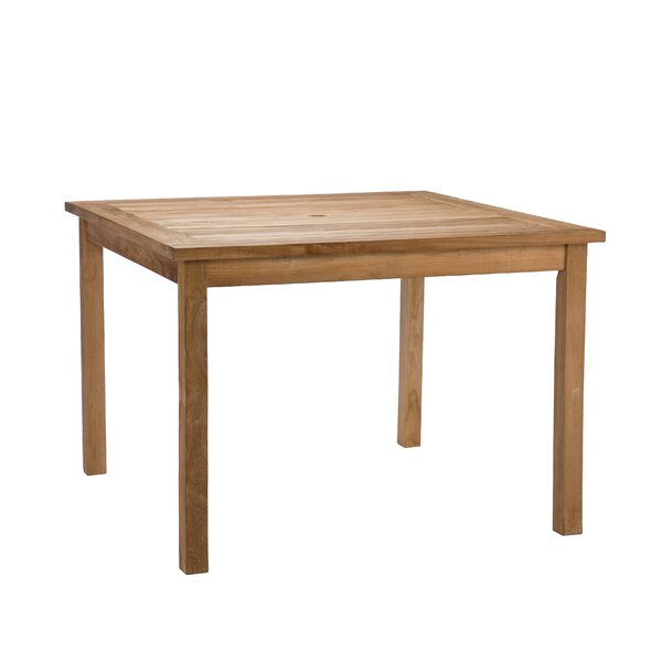 Baxter Teak Dining Table by Wildon Home ®