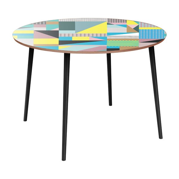 #1 Coppin Dining Table By Wrought Studio Discount
