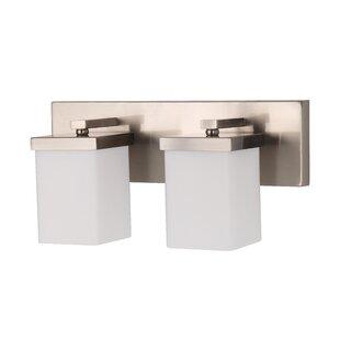 Purchase 2-Light Vanity Light By Efficient Lighting