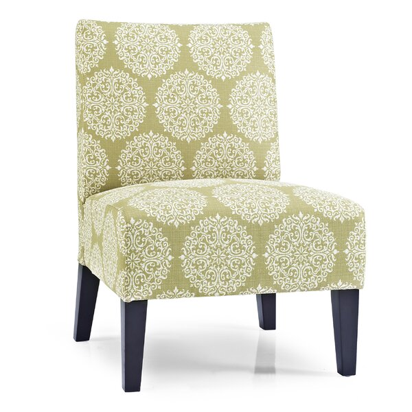 Gerace Slipper Chair by Andover Mills
