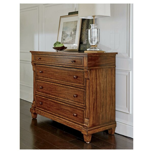 Old Town 4 Drawer Dresser by Stanley Furniture