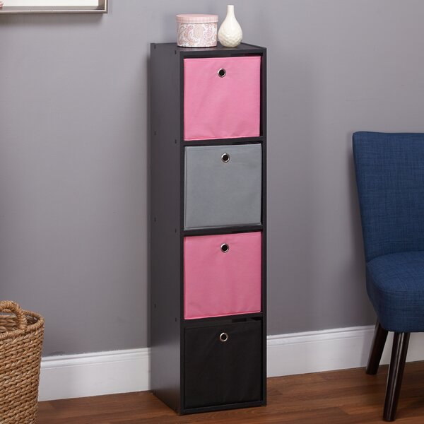 Boyle Cube Unit Bookcase by Ebern Designs