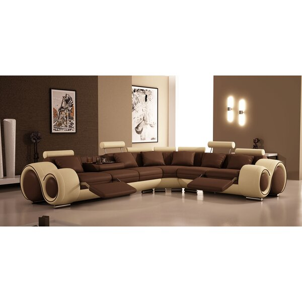 Hematite Reclining Sectional by Hokku Designs