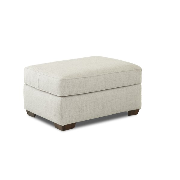 Bonin Ottoman by Darby Home Co