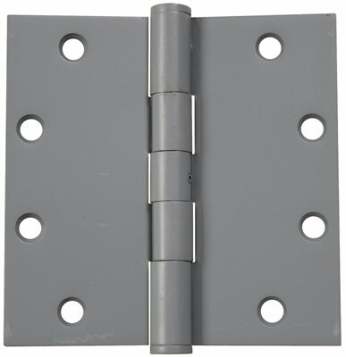 4.5 H x 4.5 W Butt/Ball Bearing Pair Door Hinges (Set of 3) by Hardware Express