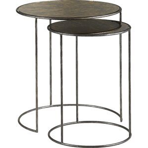 Dailey 2 Piece Nesting Tables by Brayden Studio