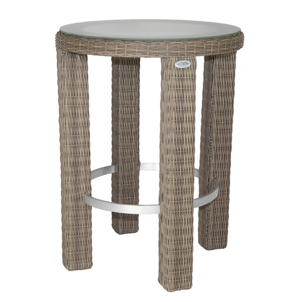 Round Bar Table by Patio Heaven