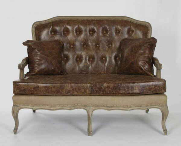 Arzola Settee by One Allium Way
