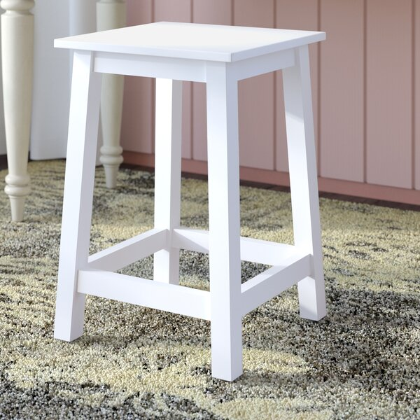 Amityville Stool by Beachcrest Home