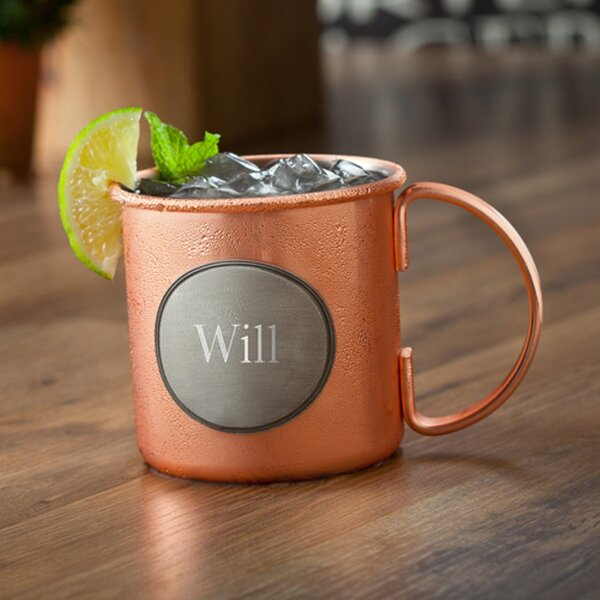 Personalized Moscow Mule Mug by JDS Personalized Gifts