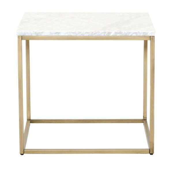 Rosado End Table by Everly Quinn