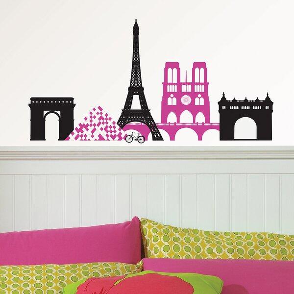 Paris Decals | Wayfair