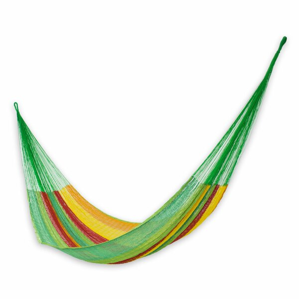 Colima Cotton Tree Hammock by Novica