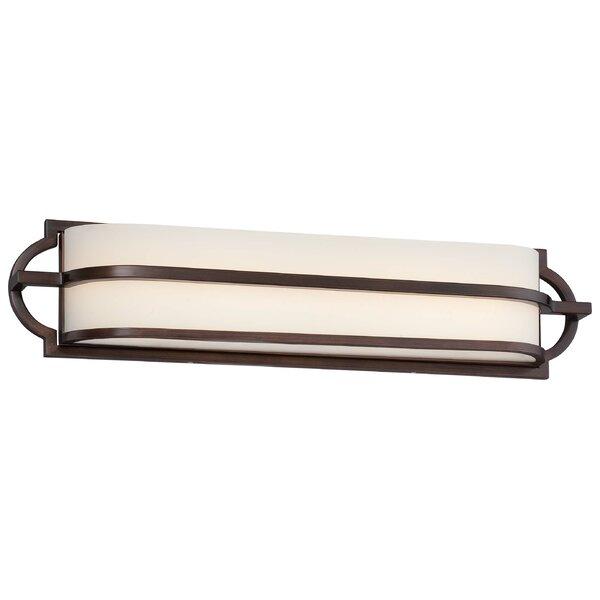 Sabion 2-Light LED Bath Bar by 17 Stories