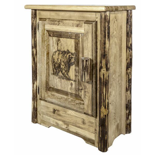 Tustin 1 Door Accent Cabinet by Loon Peak