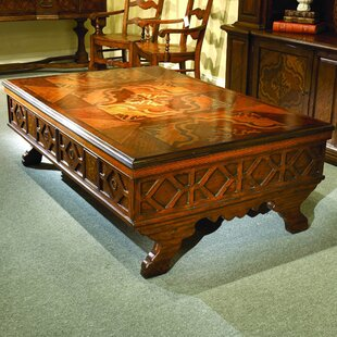 Look for Verona Coffee Table with Storage by Eastern Legends