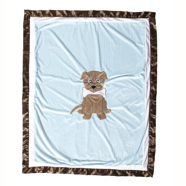 Ferndown Puppy Medium Quilt by Zoomie Kids