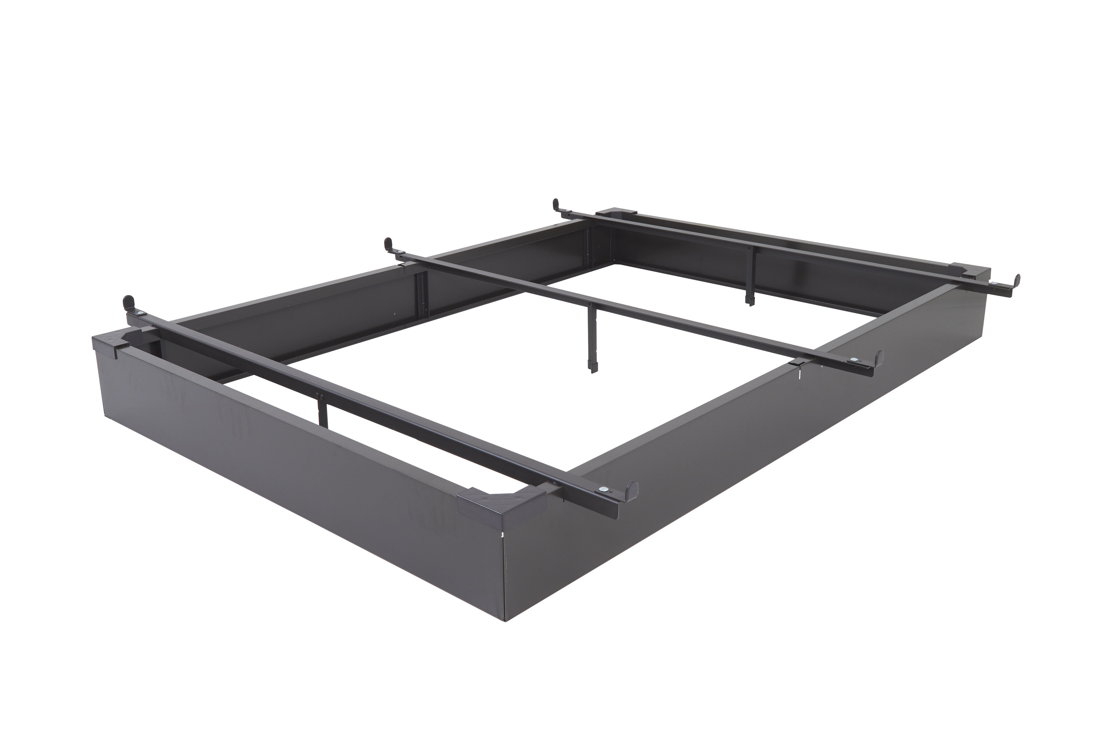 Mantua Mfg. Co. Inter-Lock Bed Frame & Reviews   Wayfair