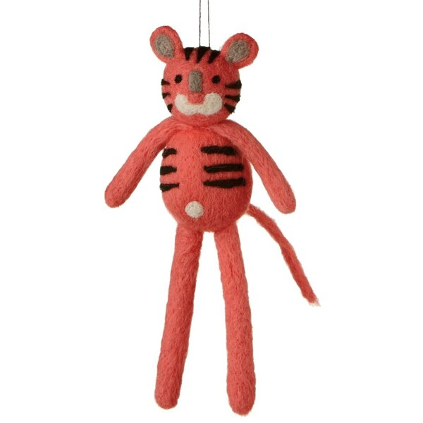 Tiger Ornament by The Holiday Aisle