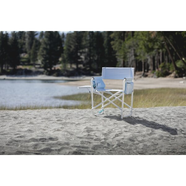 Haslam Folding Director Chair by Highland Dunes Highland Dunes