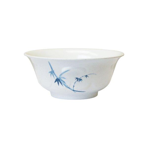 Hensley 34 oz. Melamine Scalloped Bowl (Set of 12) by Bloomsbury Market
