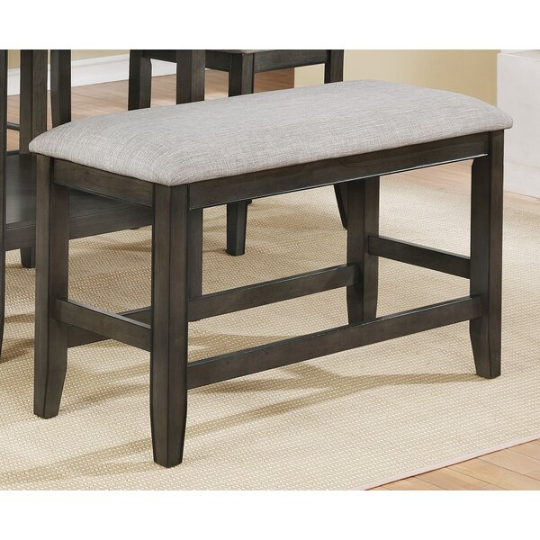 Irma Upholstered Bench by Gracie Oaks