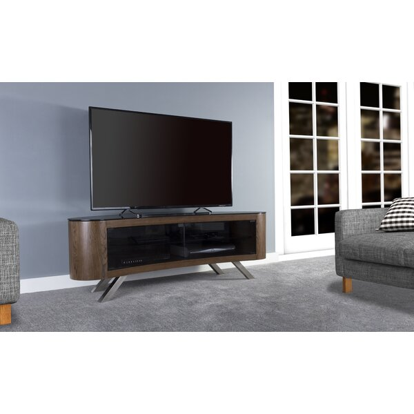 Northwest Solid Wood TV Stand for TVs up to 75