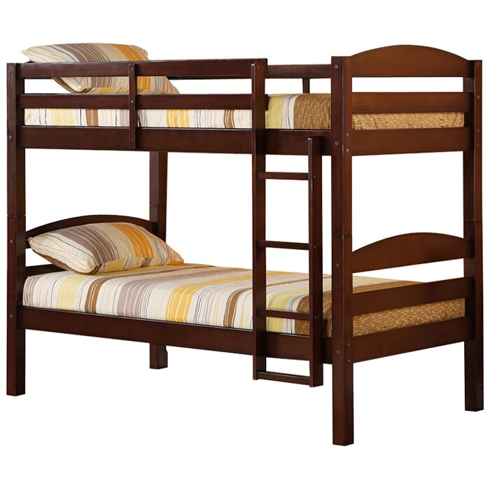 The Viv Rae Twin Bunk Bed