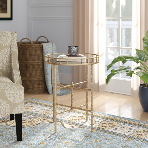Talan End Table By Mercer41