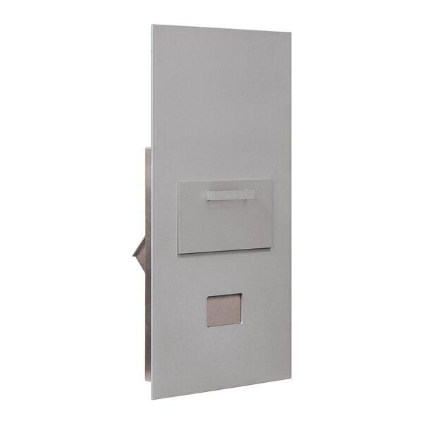 1 Unit High 4B Horizontal Mailbox Parcel Locker by Salsbury Industries