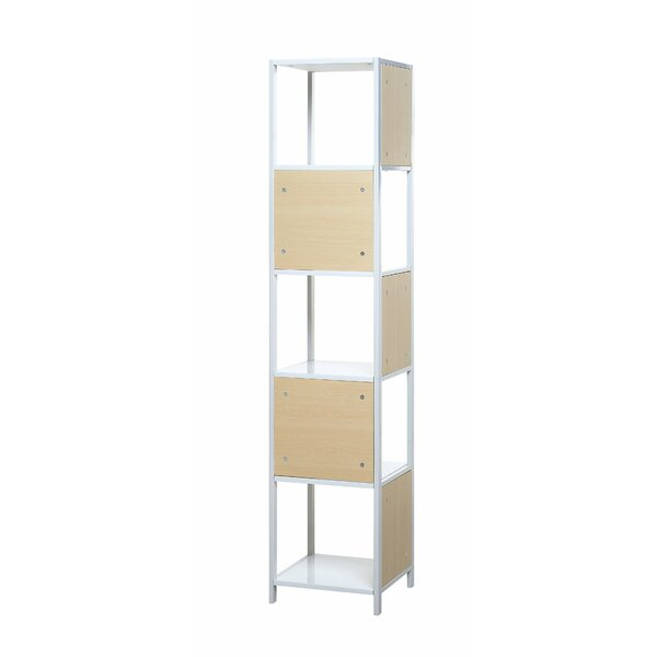 Maldanado Etagere Bookcase by Ebern Designs