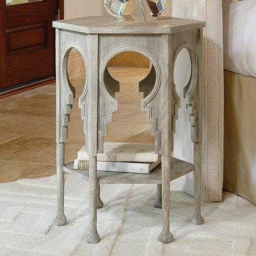 Jacobean End Table by Global Views