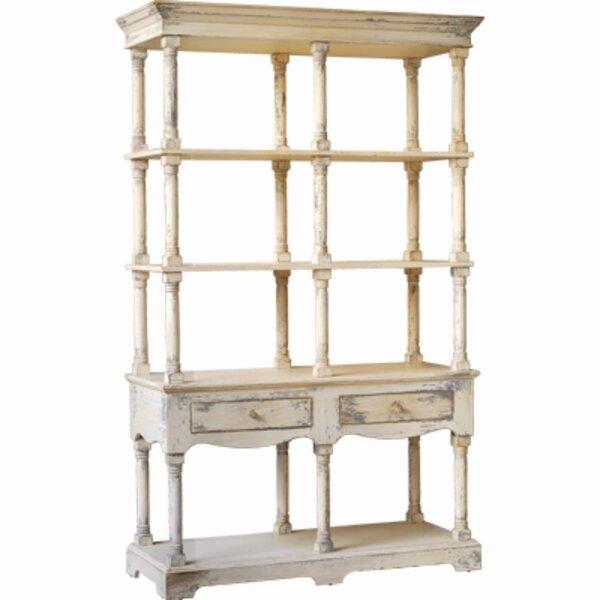Rivoli Etagere Bookcase by Gracie Oaks