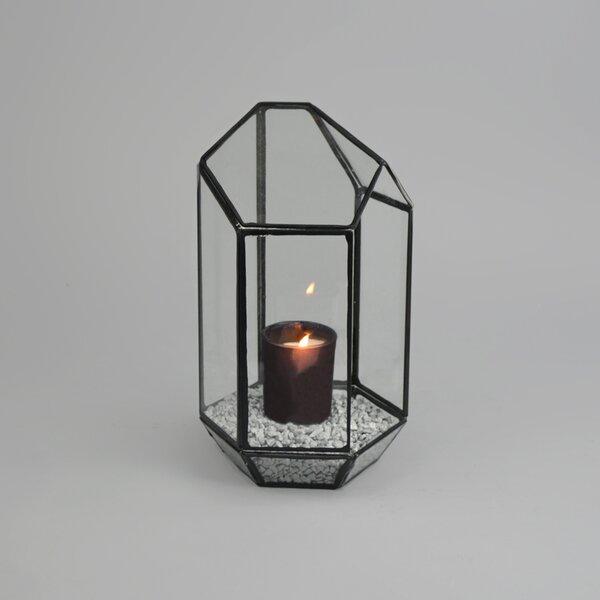 Geometric Glass Terrarium by Vasesource