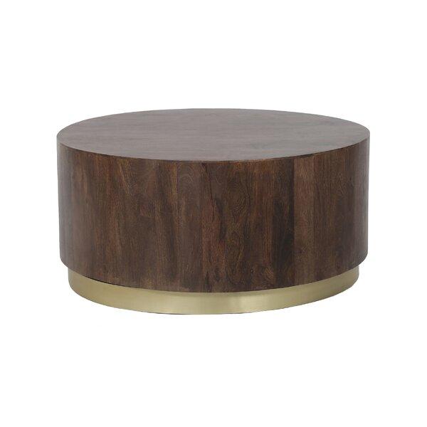 Partida Drum Coffee Table By Brayden Studio