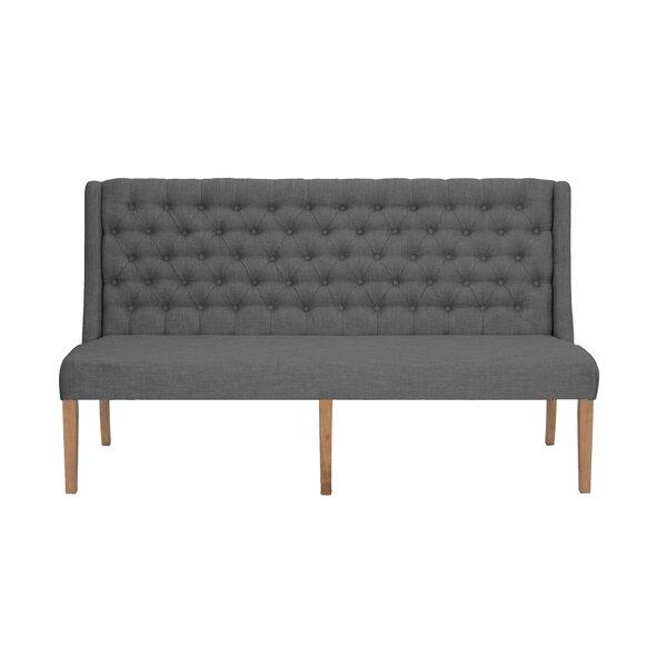 Seybert Dining Upholstered Bench by Gracie Oaks Gracie Oaks