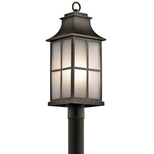 Bargain Pallerton Way Outdoor 1-Light Lantern Head By Kichler