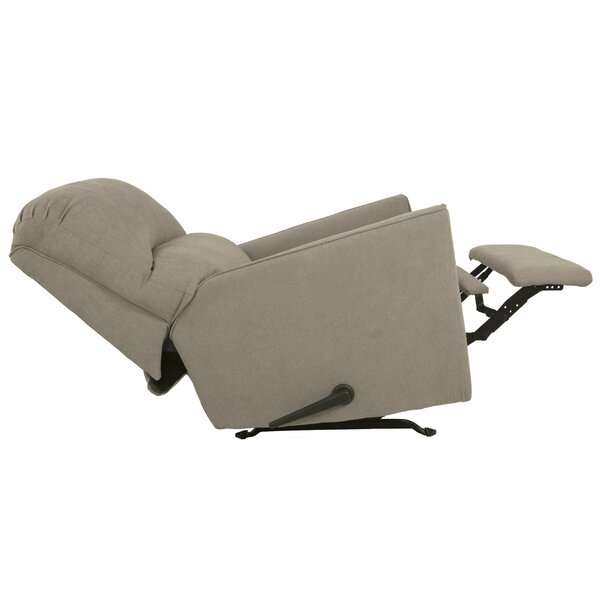 Conkle Wooden Manual Rocker Recliner W002767436
