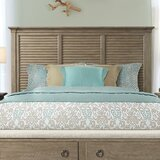 Derrytown Panel Headboard by Rosecliff Heights