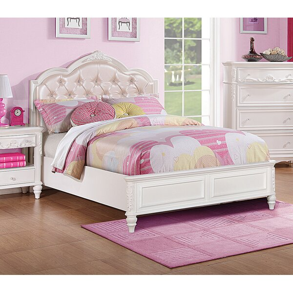 Mccraw Panel Bed by House of Hampton