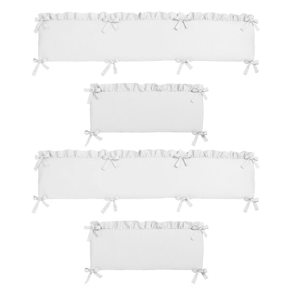 Harper Crib Bumper By Sweet Jojo Designs.