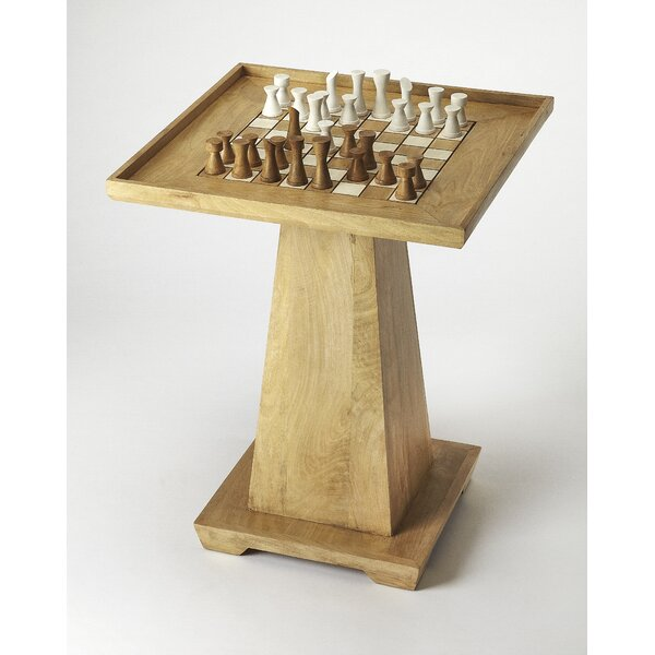 21.5 Levon Chess Table by Butler