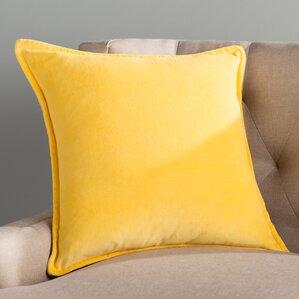 Yellow and Gold Throw Pillows You ll Love Wayfair