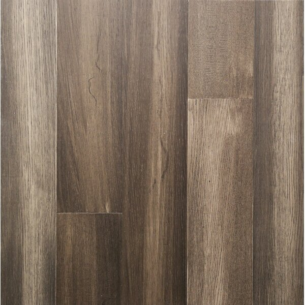 5 Engineered Walnut Hardwood Flooring in Black Forest by Islander Flooring