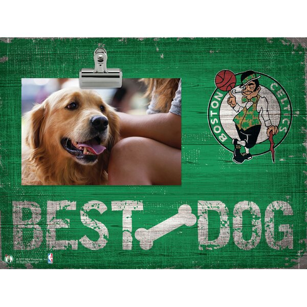 Best Dog Clip Picture Frame by Fan Creations